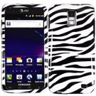 For AT&T Samsung Galaxy S II SkyRocket Cover Hard Case Zebra