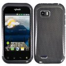 For LG MyTouch Q 4G Cover Hard Case Carbon Fiber