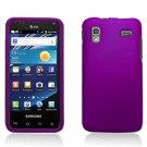 For Samsung Galaxy S Glide Cover Hard Case rubberized Purple