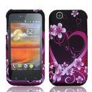 For LG Mytouch 4G / Optimus Sol Cover Hard Case Love ( T-Mobile Mytouch )