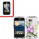For LG Eclypse 4G Cover Hard Case G-Lily +Screen Protector