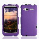 For HTC Radar Cover Hard Phone Case Purple