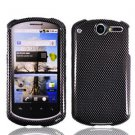 For Huawei ideos X5 / impulse U8800 Cover Hard Phone Case Carbon Fiber