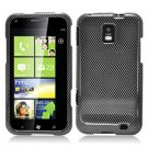 For Samsung Focus S Cover Hard Case Carbon Fiber