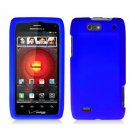 For Motorola Droid 4 XT894 Cover Hard Case Blue
