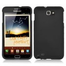For Samsung Galaxy Note Cover Hard Black Case