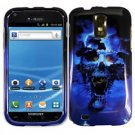 For Samsung Galaxy S II X Cover Hard Case B-Skull