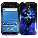 For Samsung Galaxy S II X Cover Hard Case B-Skull