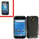 For AT&T Samsung Galaxy S II X Cover Hard Case Carbon Fiber +Screen