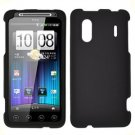 For HTC Hero S Cover Hard Phone Case Black