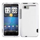 For HTC Vivid / Raider LTE 4G Cover Hard Phone Case White
