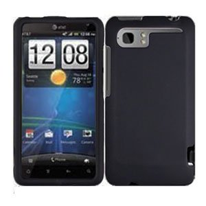For HTC Vivid / Raider LTE 4G Cover Hard Phone Case Black