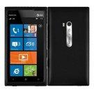For Nokia Lumia 900 Hard Case Black Cover