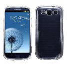 Cover Hard For Samsung Galaxy S III Phone Case Transparent Clear