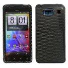 For Motorola Droid Razr HD Cover Hard Case Carbon Fiber +Screen Protector XT926