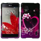 Phone Case For LG Optimus G Love Hard Cover ( E971 / E973 / E975 )