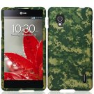Phone Case For LG Optimus G Camouflag Hard Cover ( Sprint / LS970 )