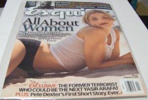 Esquire Magazine April 2002 (CK0059)