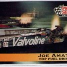 1992 Proset NHRA Joe Amato Prototype Card (CK0075)