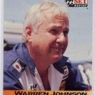 1992 Pro Set NHRA Warren Johnson Prototype Racing Card (CK0075)