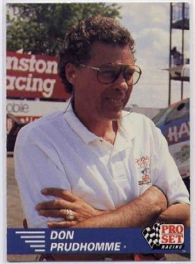 1991 Pro Set NHRA Don Prudhomme Racing Card 13 (CK0075)
