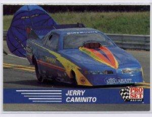 1991 Pro Set NHRA Jerry Caminito Racing Card #75 (CK0075)