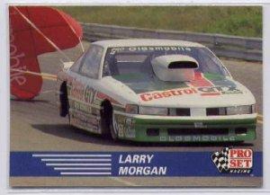 1991 Pro Set NHRA Larry Morgan Racing Card #85 (CK0075)