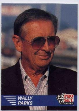 1991 Pro Set NHRA Wally Parks Racing Card #128 (CK0075)