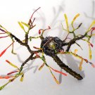Bird Nest No. 8   - wire sculpture, by Sal Villano