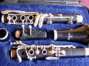 Selmer Signet Wood Clarinet