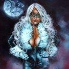 Black Cat - Limited Edition Art Print