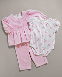 **NWT Quiet Lovely Three-Piece Set**