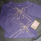Brand New Juicy Couture Baby LS Top