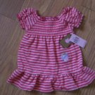 NWT Juicy Couture Baby Girl Toddler Monaco Dress 12-18 mo