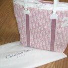 NWT - Authentic Dior Pink Handbag