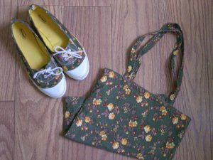Matching Bag and Shoes