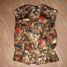 NWT Escada Floral Vest/Jacket
