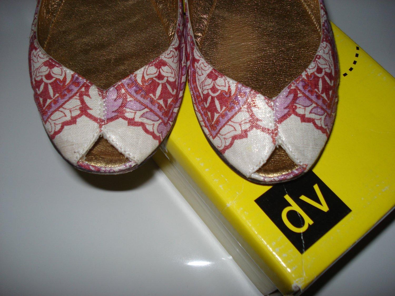 Slightly Worn: Dolce Vita Flats