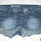 Teen/Girls Blue Jean Shorts by Machine