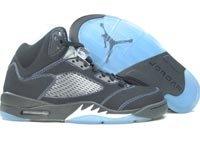 Jordan Retro 5 L S Blk/Univ/Blu/Wht