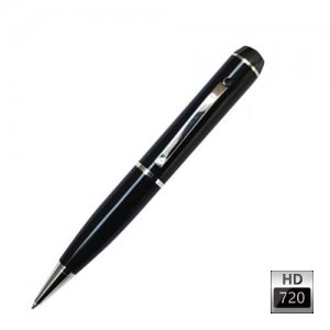 Ultimate HD Pen Camcorder * Low Light Recording Feature