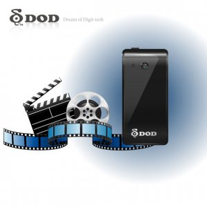 DoD-Tec Miniature SD Camcorder * SXGA 1280x1024 Video