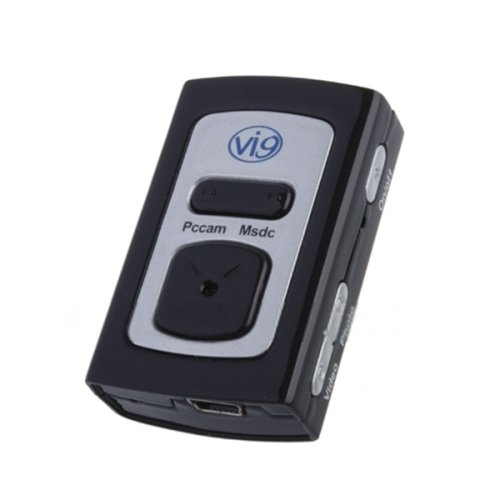 Miniature Camcorder DVR * TV or PC Playback by Ultimate