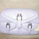 Cole Haan Lavender Leather Purse Handbag New