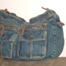 Blue Denim Hobo