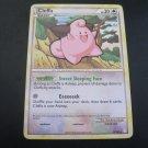 Pokemon Card Cleffa Heartgold Soulsilver