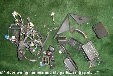 s13 s14 assorted parts
