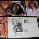Farrah Fawcett clippings #2 Japan 1979-81 FINAL SALE!