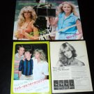 Farrah Fawcett clippings #5 Cheryl Ladd FINAL SALE!