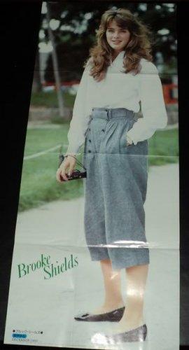 Brooke Shields Japan'82 poster Sylvester Stallone FINAL
